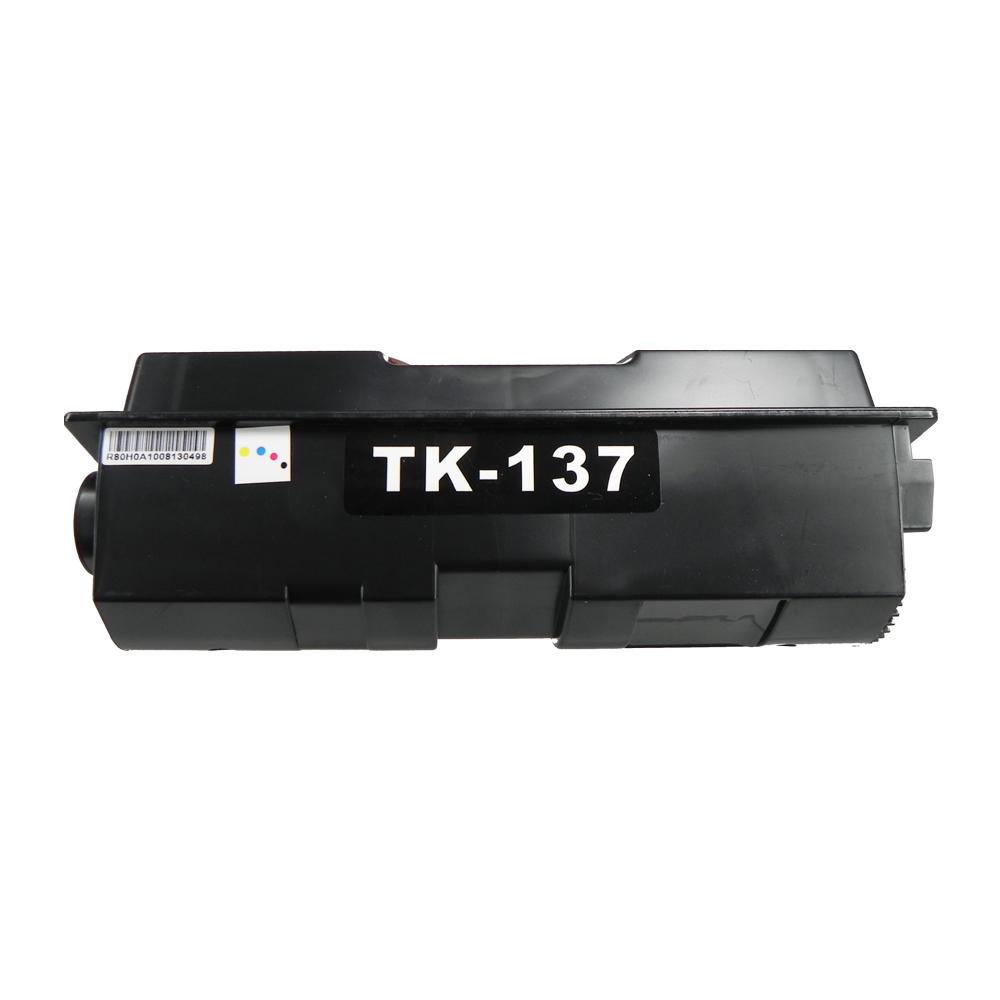 Toner Compatível TK137 2810DP 2820 Preto 7,2 mil páginas