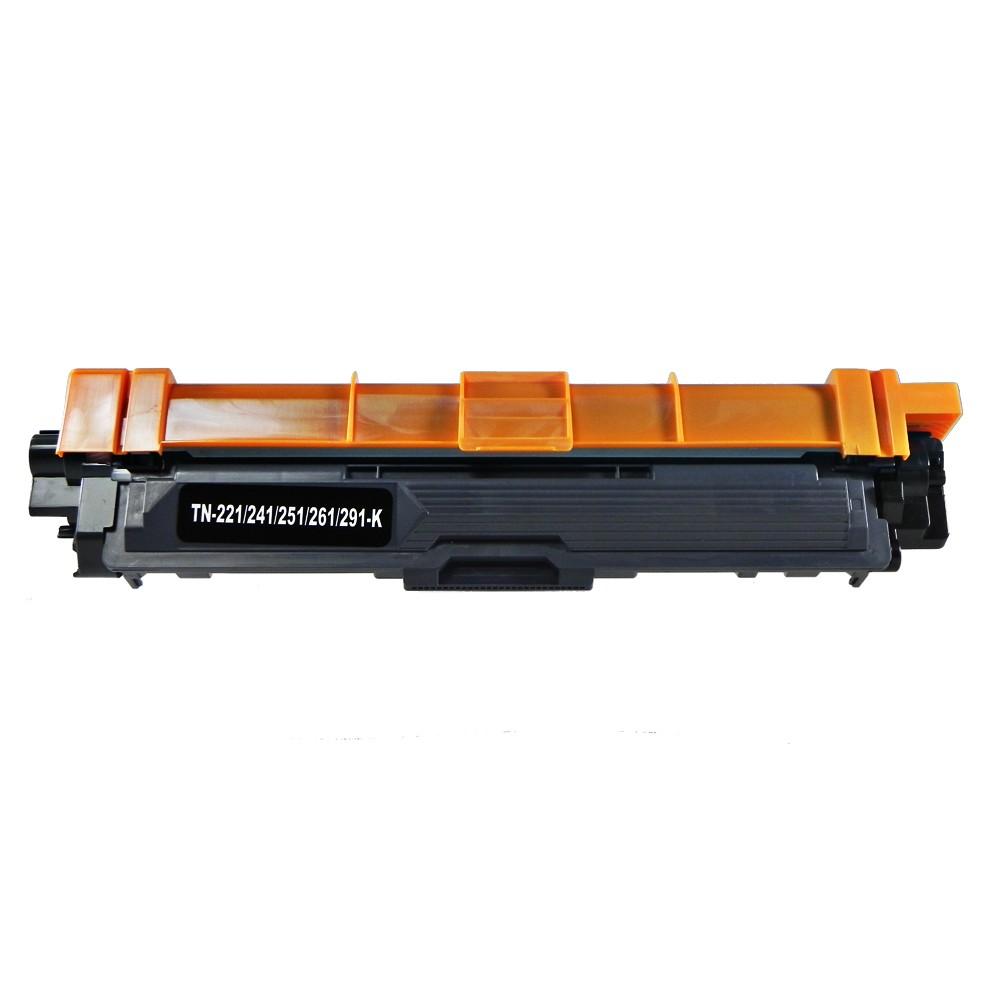 Toner Compatível TN221BK TN241 TN251 TN261 3140CW 9020CDN Preto 2,5 mil páginas