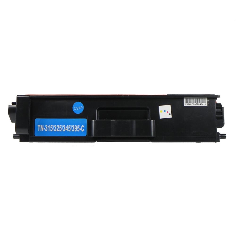 Toner Compatível TN315C TN325 TN345 HL-4150CDN MFC-9460CDN Preto 4 mil páginas