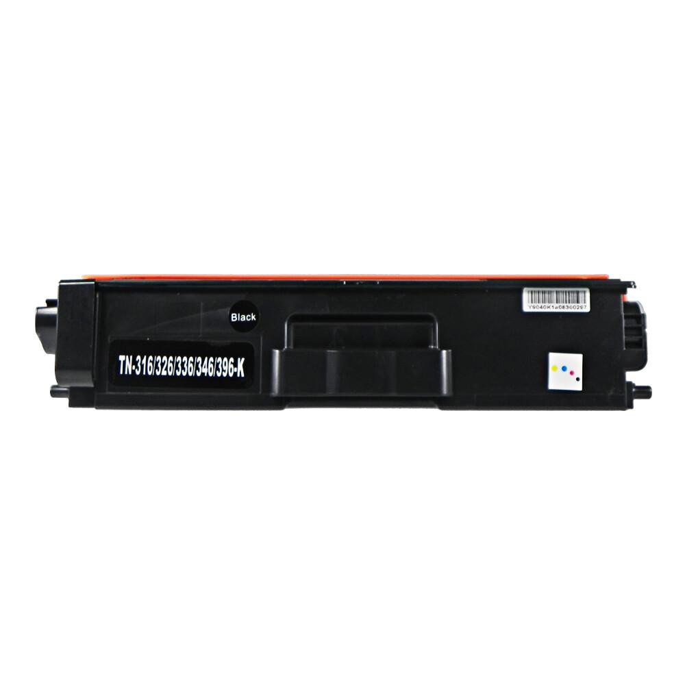 Toner Compatível TN316BK TN319 TN329 L8350CDW L8600CDW Preto 6k páginas