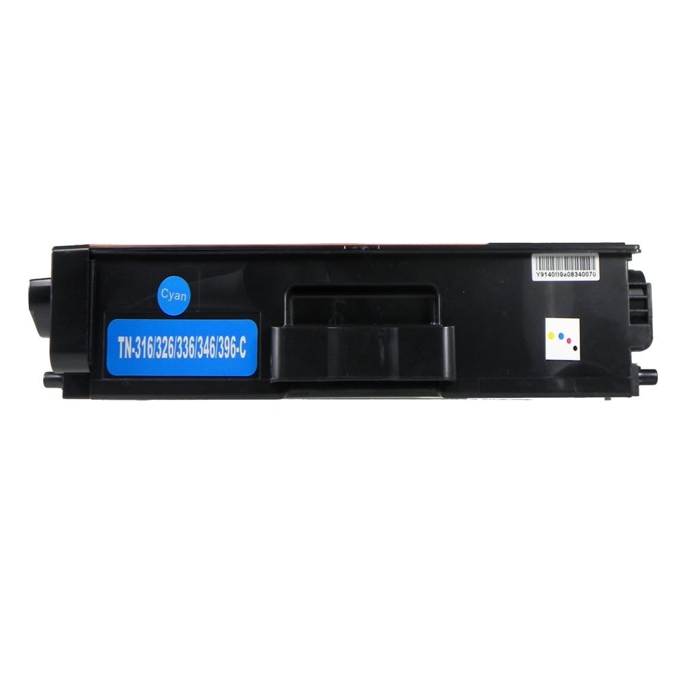 Toner Compatível TN316C TN319 TN329 L8350CDW L8600CDW Preto 6k páginas