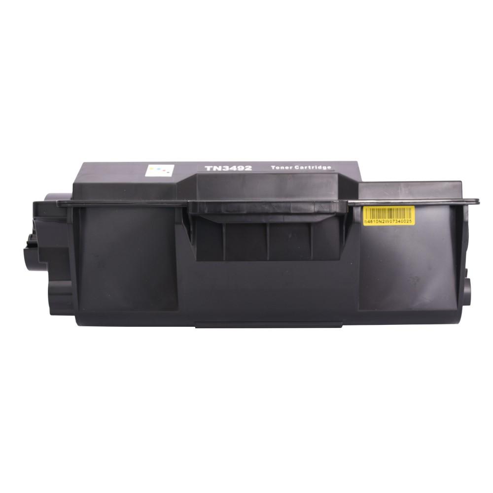 Toner Compatível TN3492 HL-L5000 HL-L6300 Preto 20 mil páginas