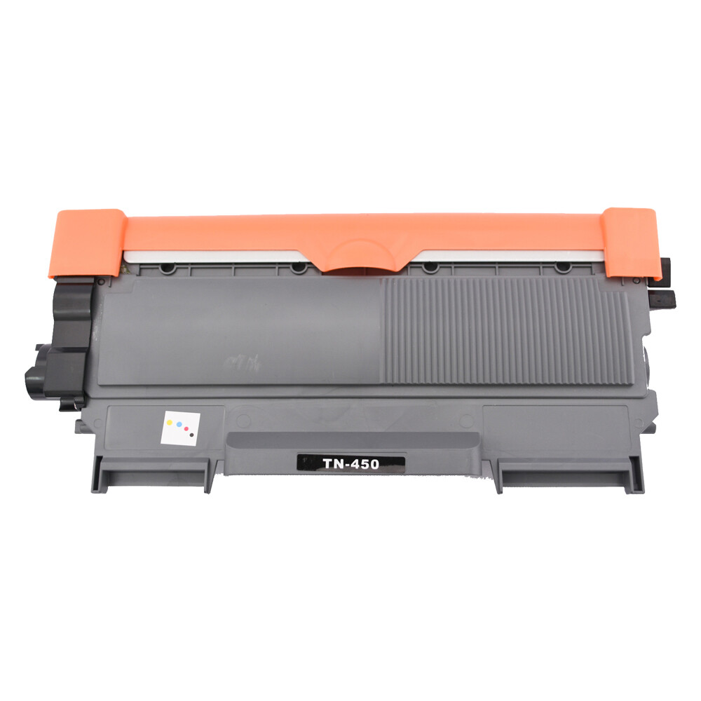 Toner TN450 Compatível TN420 Tn410 HL-2220 DCP-7060 Preto 2.6 mil paginas