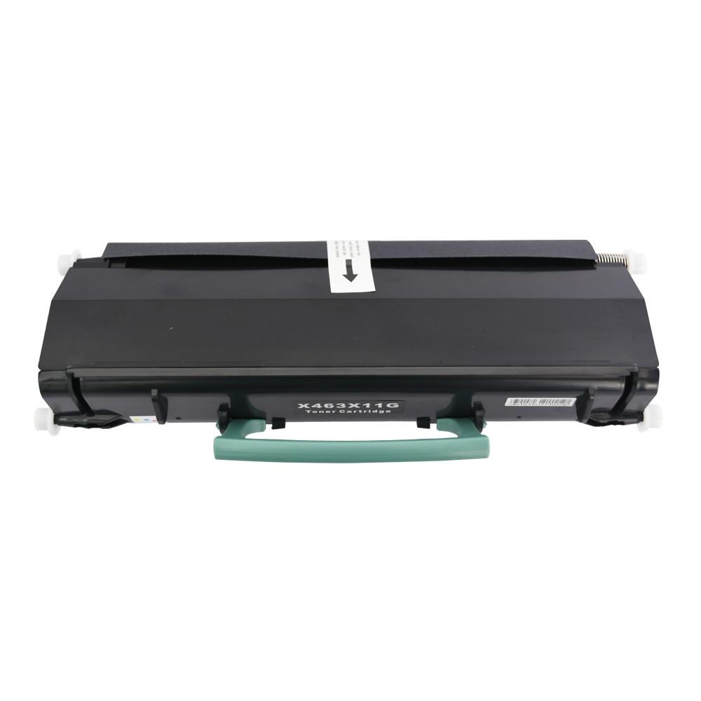 Toner Compatível X463X11 X463de x466de Preto 15 mil páginas