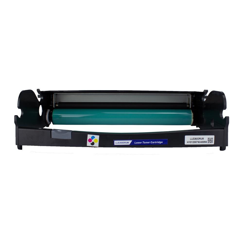 Toner E260 Compatível Preto E360 E460 E260A21L 3,5 mil páginas