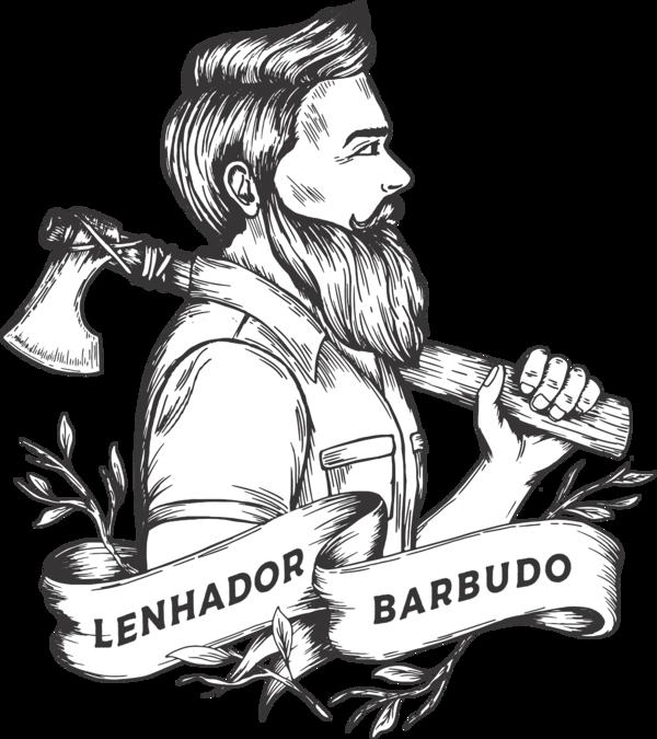 Lenhador Barbudo