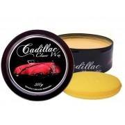 Cera De Carnauba Cleaner Wax 300g Cadillac Com aplicador