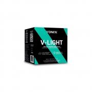 V-LIGHT CERAMIC COATING PARA FARÓIS 20ML PTOTEÇÃO DE 1 ANO VONIXX