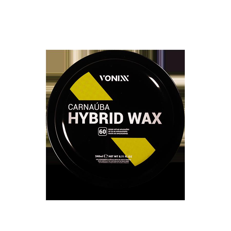 CARNAÚBA HYBRID WAX 240GR VONIXX