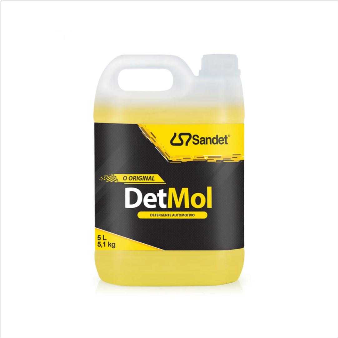 DET MOL DETERGENTE AUTOMOTIVO 5L SANDET