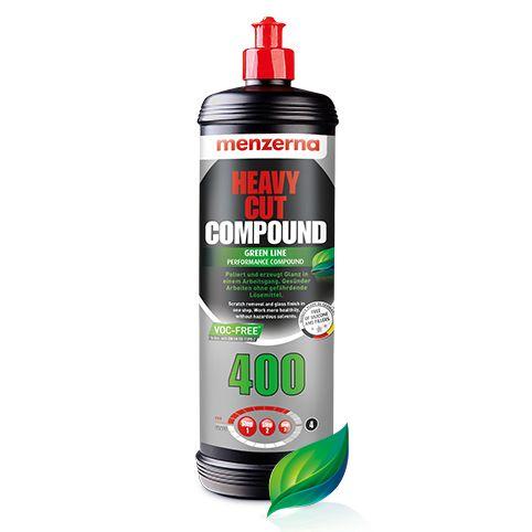 HEAVY CUT COMPOUND 400 GREEN LINE VOC FREE MENZERNA 1 LITRO