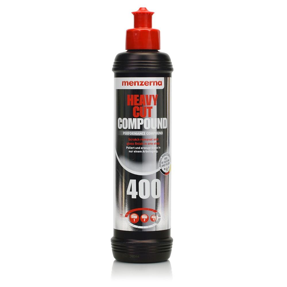 HEAVY CUT COMPOUND 400  MENZERNA 250ML