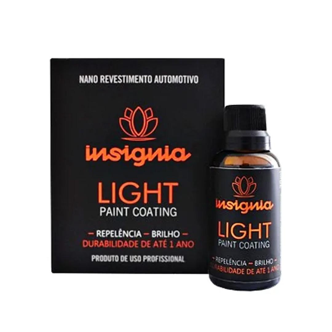 INSIGNIA LIGHT - PAINT COATING - VITRIFICADOR DE PINTURA INSIGNIA LIGHT 30ML EASYTECH