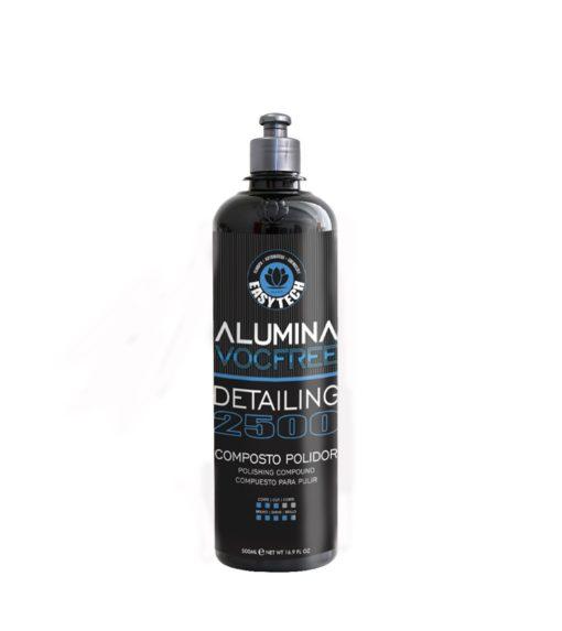 KIT COMPOSTO POLIDORES ALUMINA CUTMAX 1200 PERFECT GLOSS 3500 ALUMINA VOCFRE ( 500ML EASYTECH )