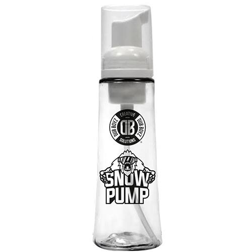 Snow Pump Dub Boyz  - Válvula espumadora  com reservatório de 150ml's