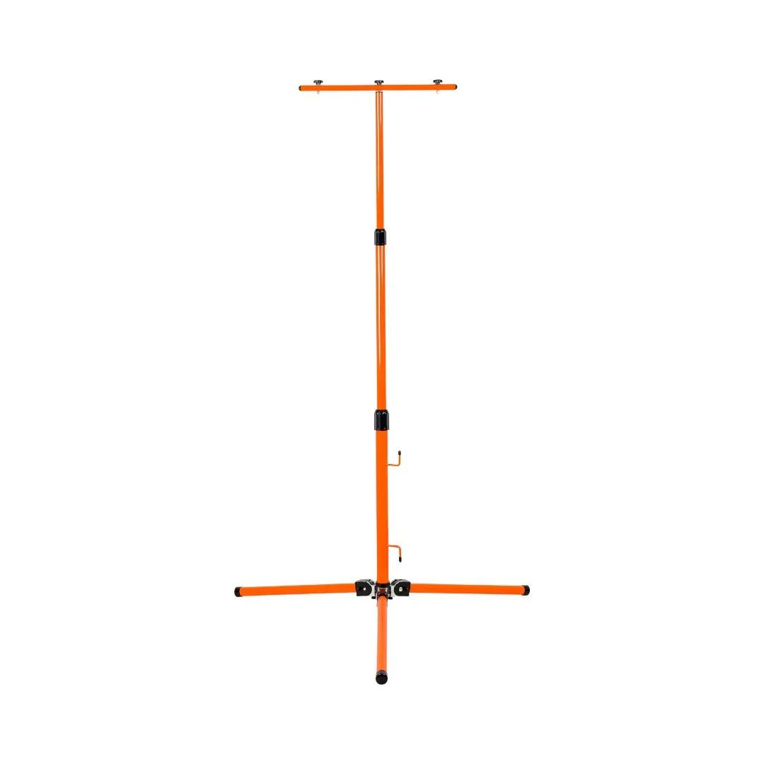 TRIPÉ PARA REFLETOR AJUSTAVEL SLP-TP2 SOLVER (2,24 M) SOLVER