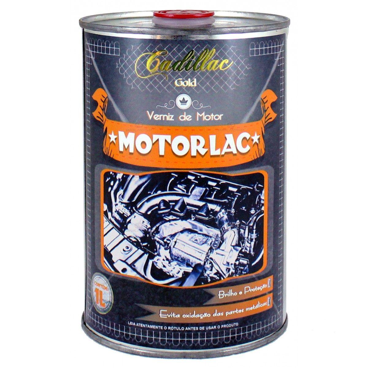 VERNIZ DE MOTOR MOTORLAC CADILLAC 1LT