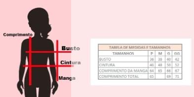 Jaqueta Feminina em PU