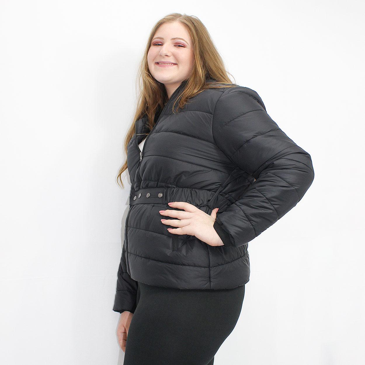 Jaqueta Feminina Plus Size