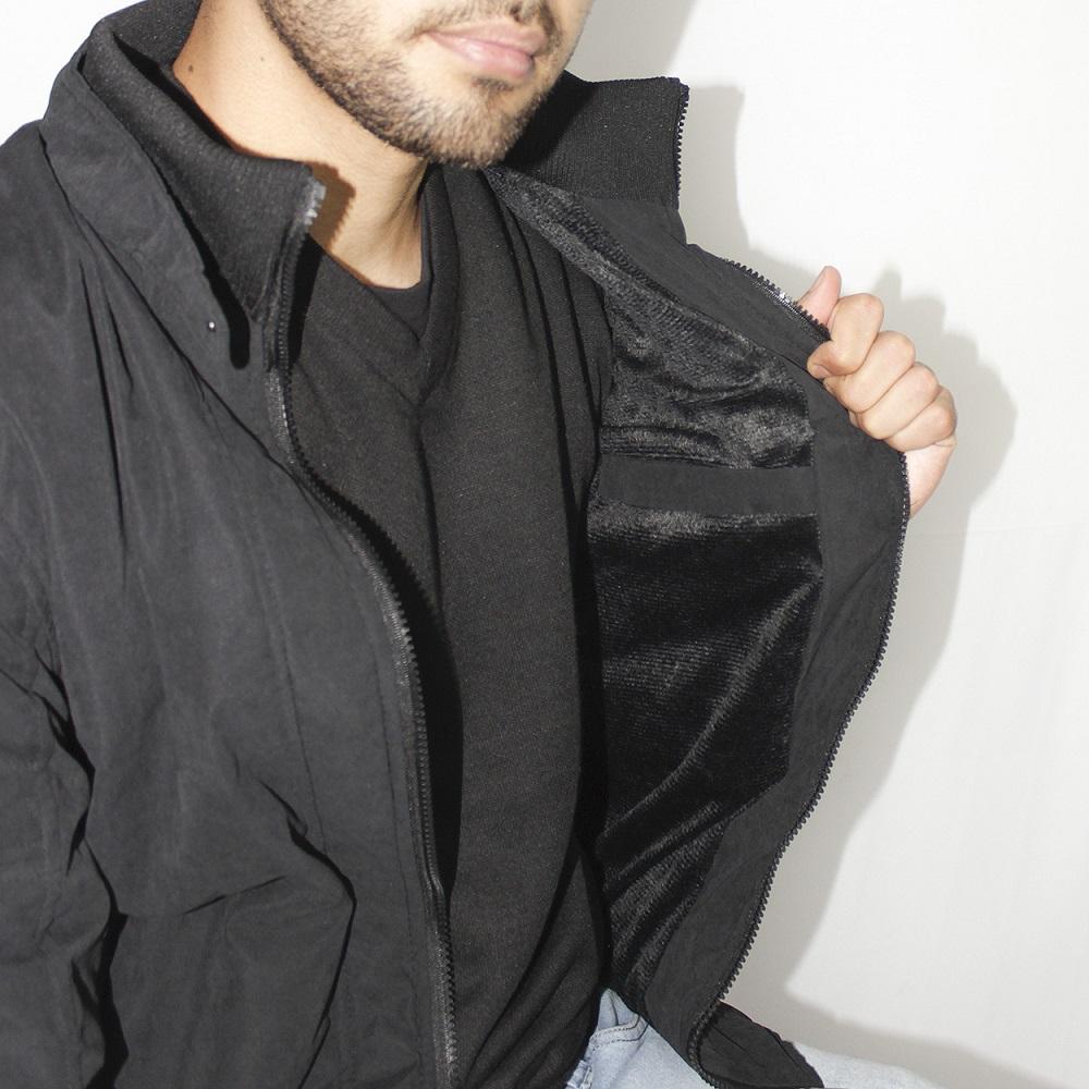 Jaqueta Masculina em Sarja