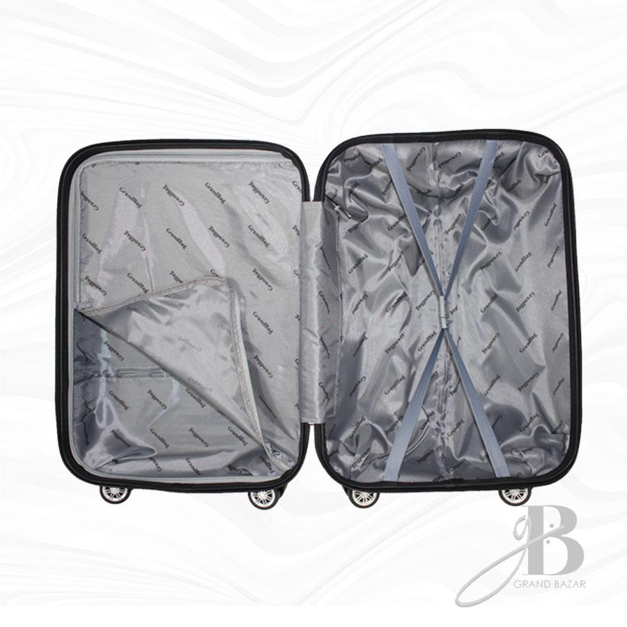 """Kit de 3 Malas Grand Bag 216016 - P(20""""), M(24"""") e G(28"""")"""