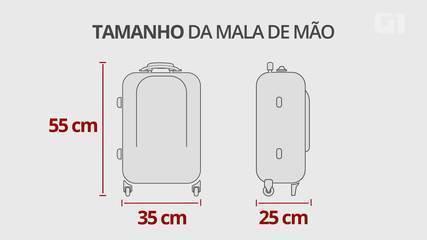 "MALA GBAZAR CANCÚN - P (20"")"