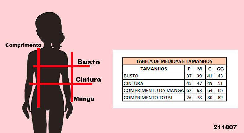 PARKA FEMININA EM NYLON