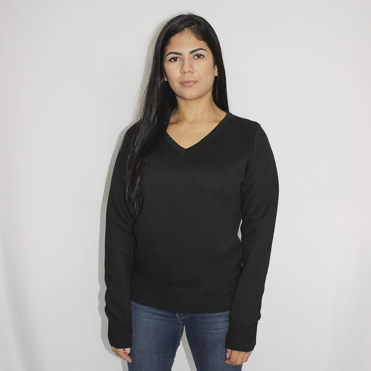 Suéter Feminino em Tricot