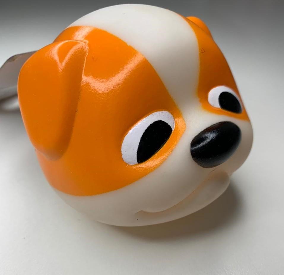 BOLA DE VINIL BULL DOG