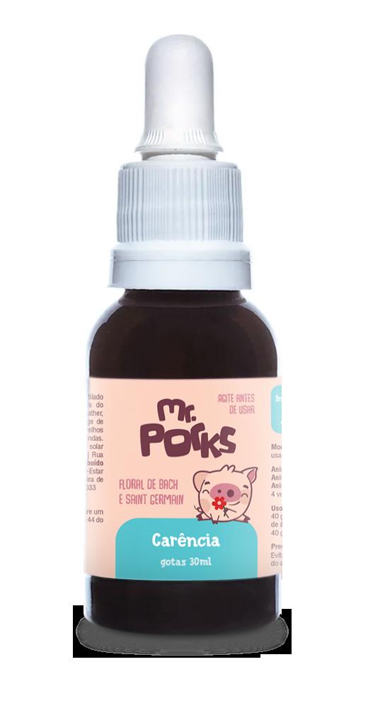 Floral Carência - 30 ml - Mr. Porks