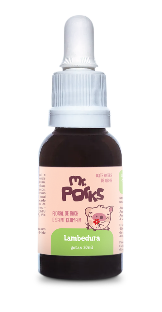 Floral Lambedura - 30 ml - Mr. Porks