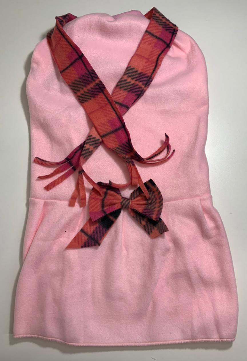 Vestido de Inverno Mr Porks 08 - Estampa e cores variadas