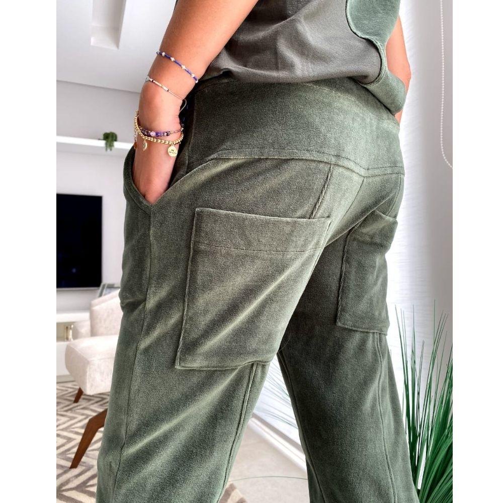 Calça Plush Katy