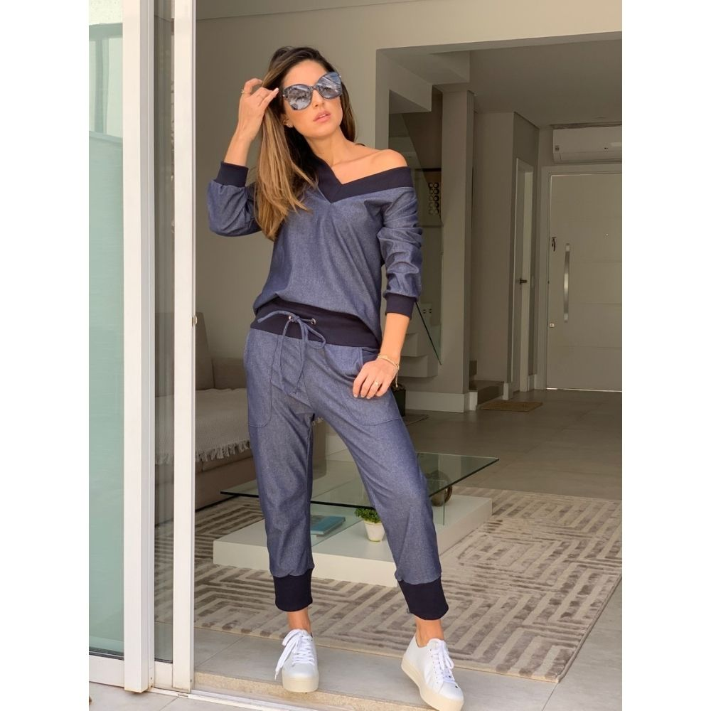 Conjunto Vitoria Jeans