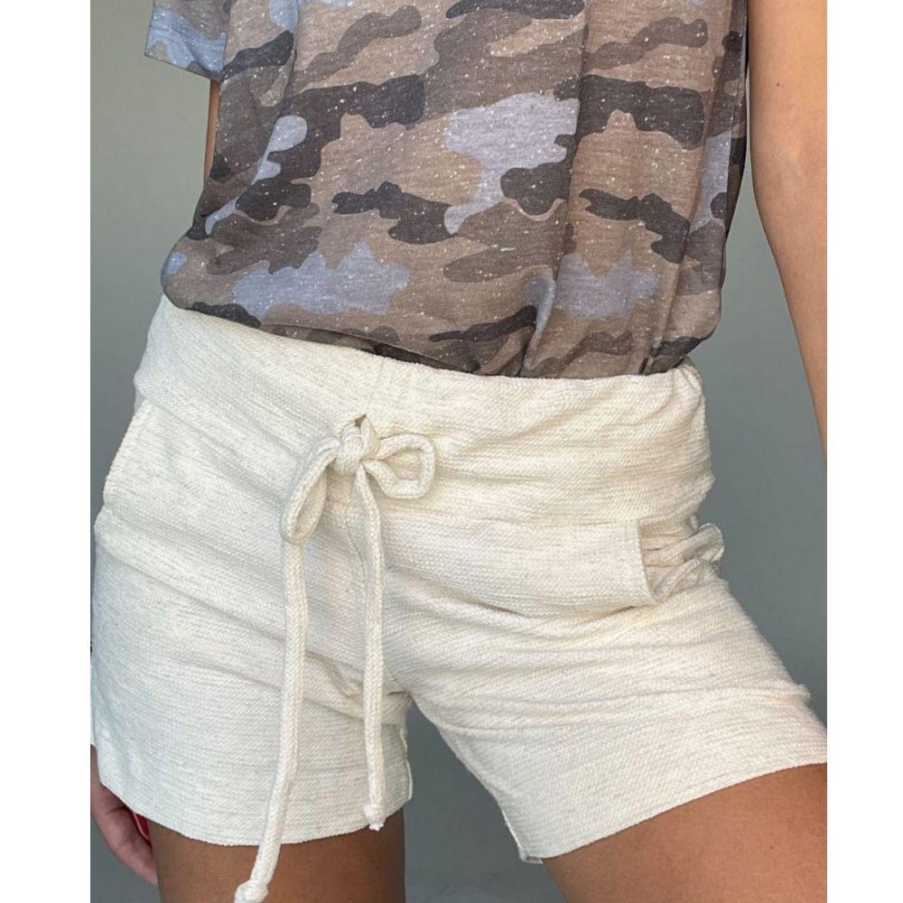 Shorts Beta Moletom