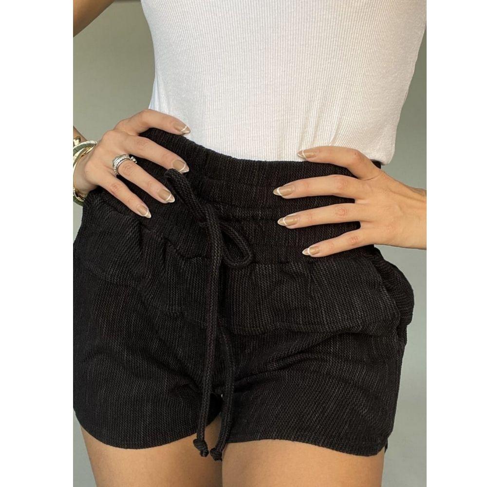 Shorts Bianca Moletom