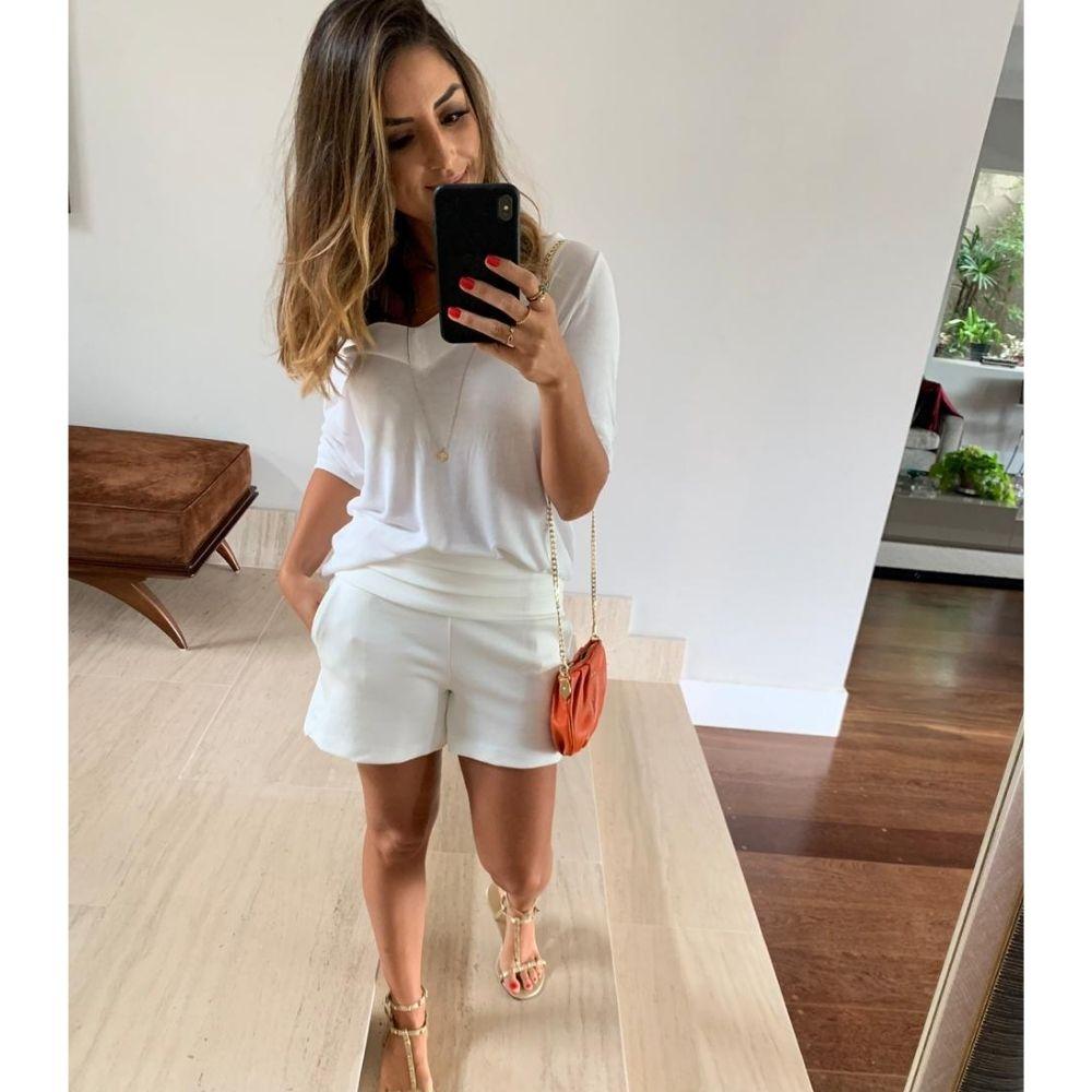 Shorts Milena Radiosa