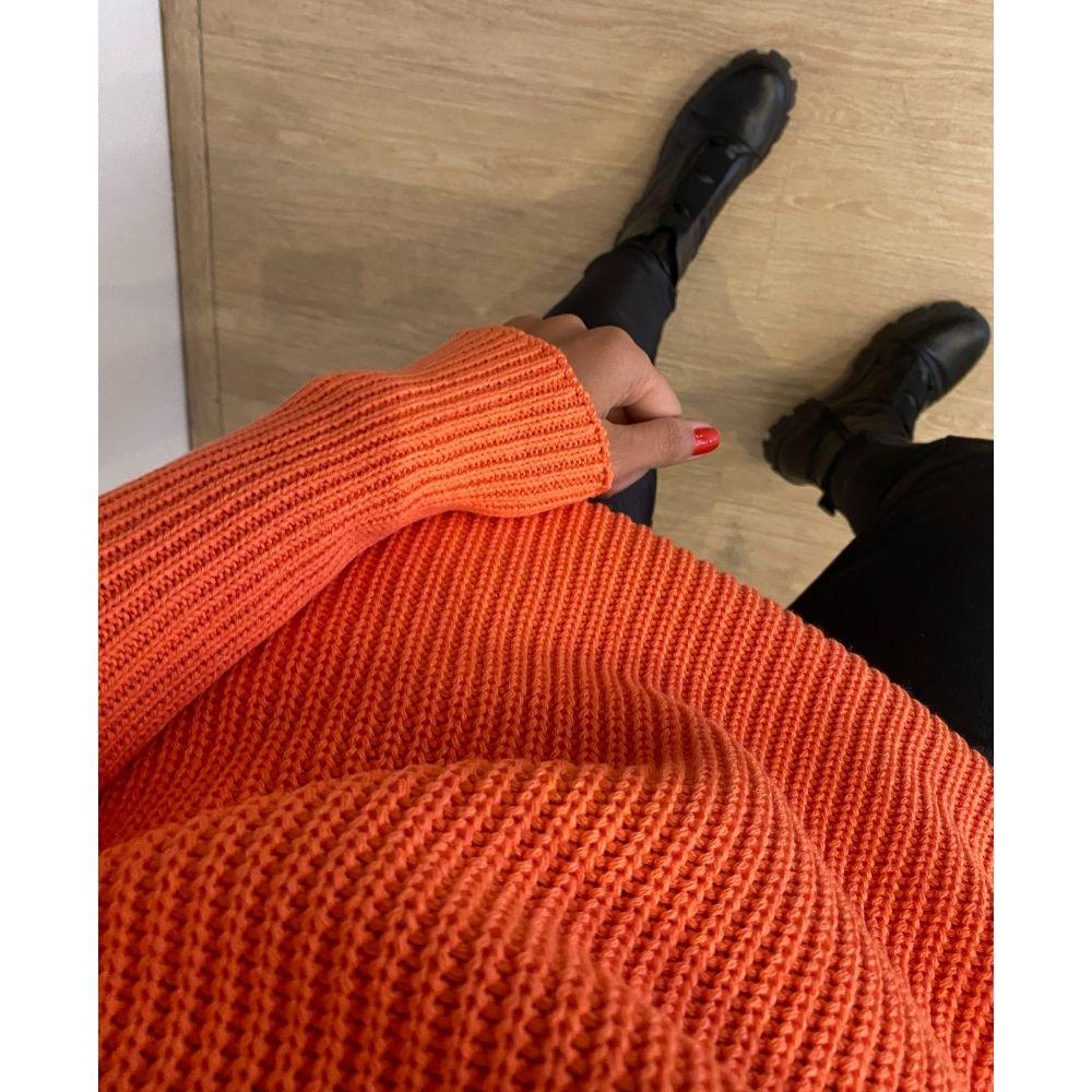 Tricot Max Orange