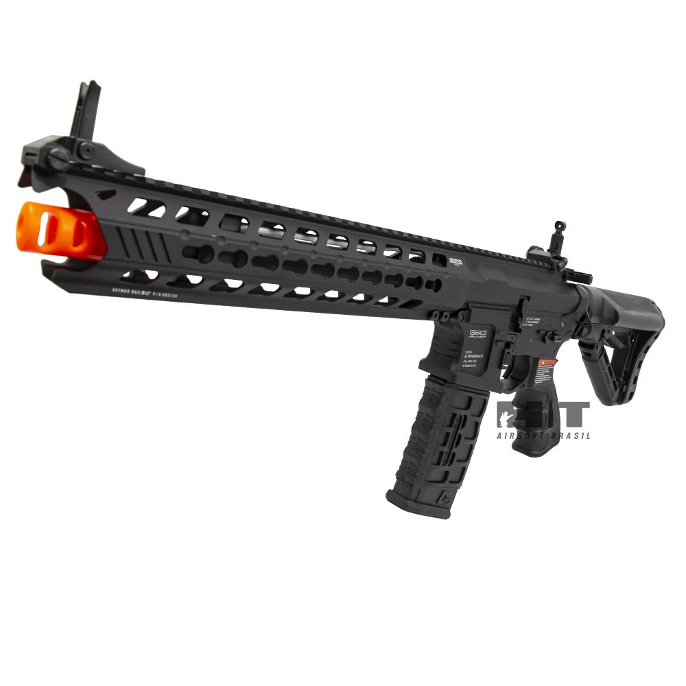 AIRSOFT RIFLE M4 CM16 PREDATOR G&G 6MM