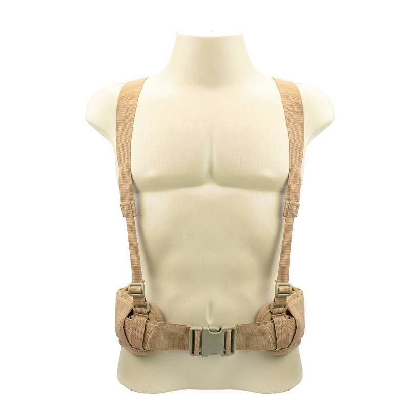 CINTO TATICO SUSPENSORIO BL212 BELT TAN - EVO TACTICAL