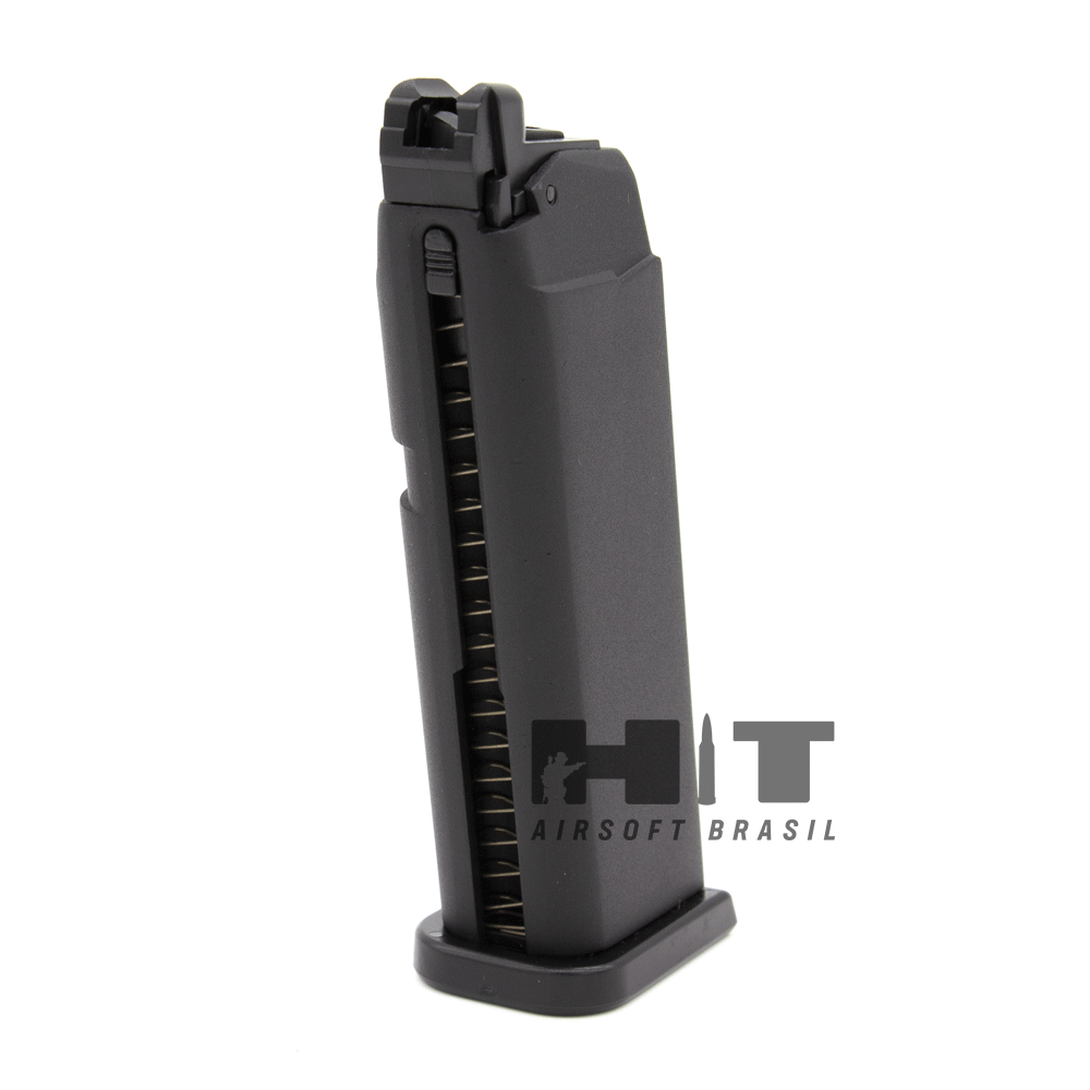 MAGAZINE GBB 24 RDS. P/ GLOCK G17 - WE