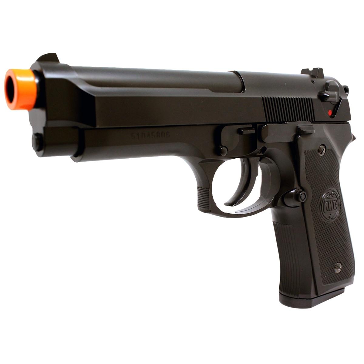 PISTOLA AIRSOFT BERETTA M92 SPRING - KWC