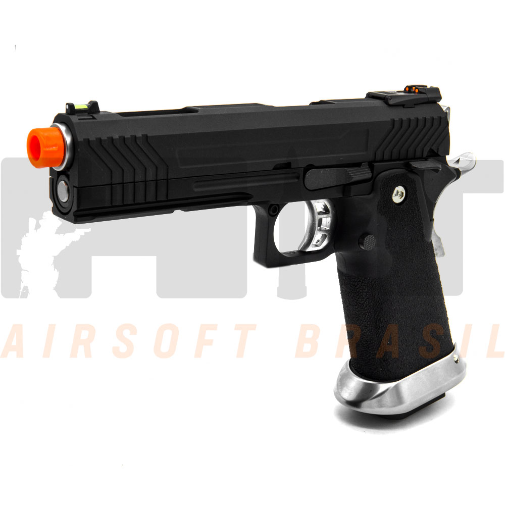 PISTOLA AIRSOFT GBB HI CAPA 5.1 HX1102 ARMORER WORKS 6MM