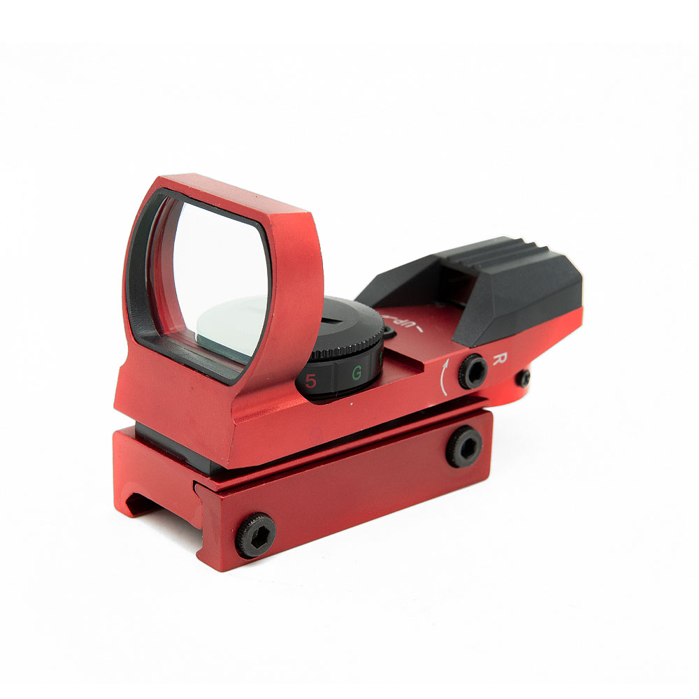 RED DOT AIRSOFT TASCO PANORAMICO 20MM RED