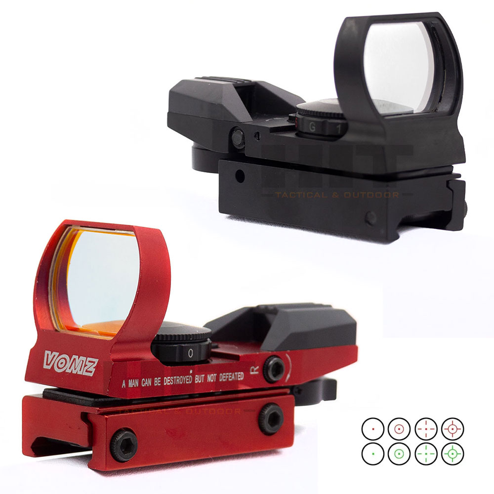 RED DOT FIRE WOLF HD101 P/ AIRSOFT 20MM