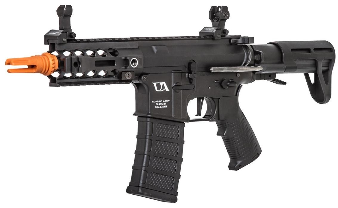RIFLE AIRSOFT AEG M4 NEMESIS AR4-SBR - CLASSIC ARMY
