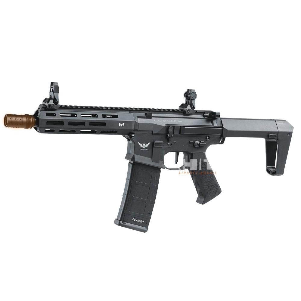 RIFLE AIRSOFT  M4 M904G (GATILHO ELETRONICO) - DE MODIFY