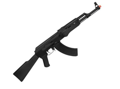RIFLE DE AIRSOFT AEG AK 47 VICTOR - QGK
