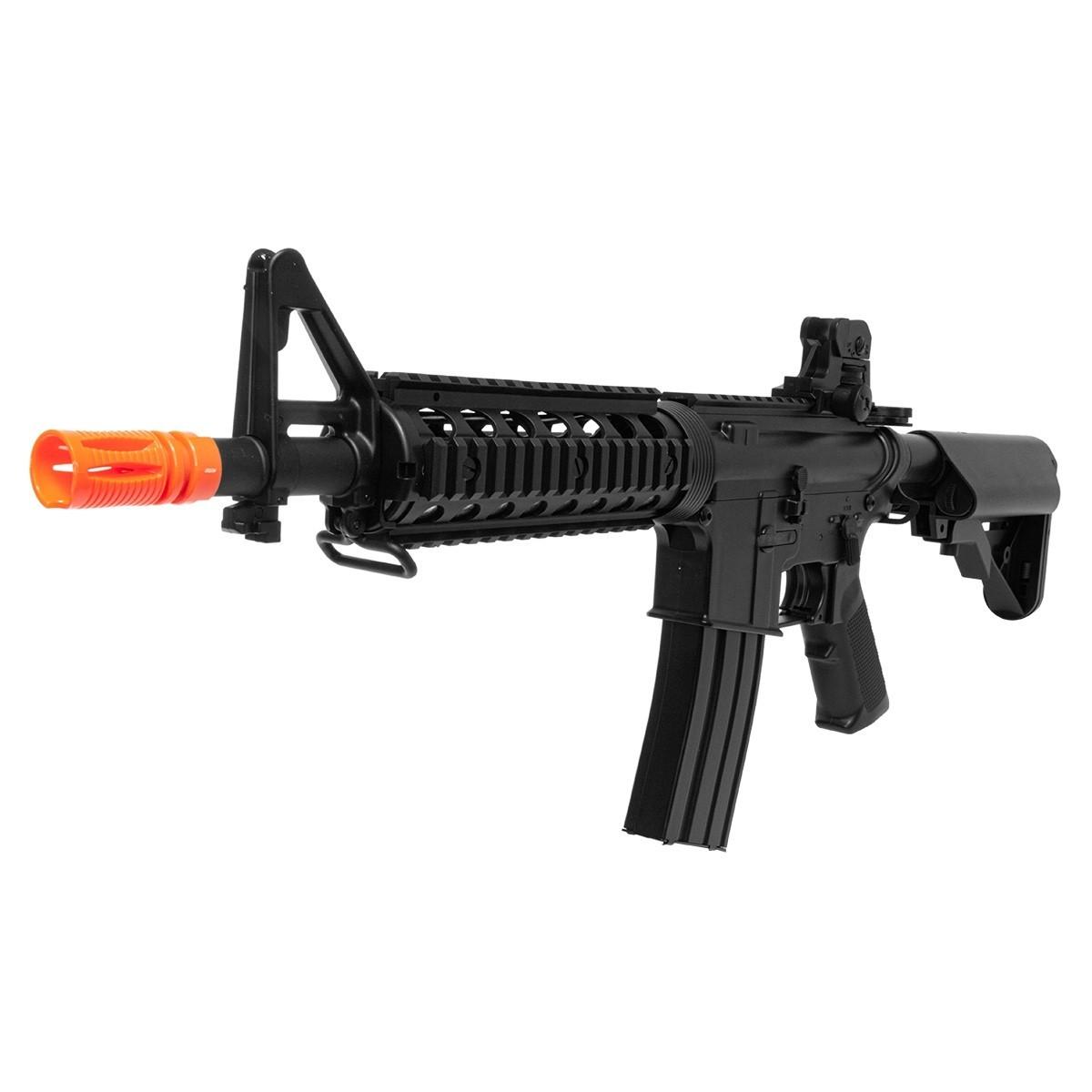 RIFLE DE AIRSOFT AEG M4 CM506 CQB RIS BK - CYMA