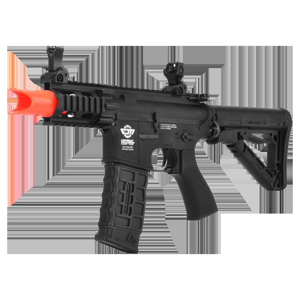 RIFLE DE AIRSOFT AEG M4 FIREHAWK CQB - G&G